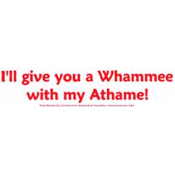 I'll give you a Whammee