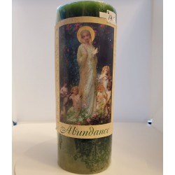 Abundance Spell Candle