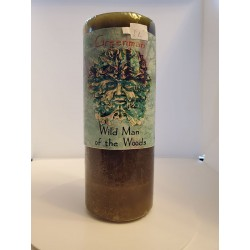 Green Man Spell Candle