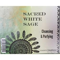 Sacred White Sage Votive