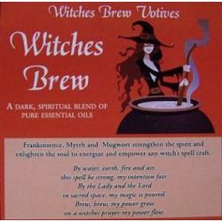Witches Brew Votive
