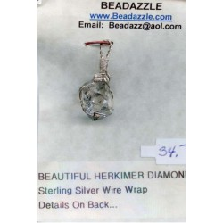 DWW59 - Herkimer Diamond