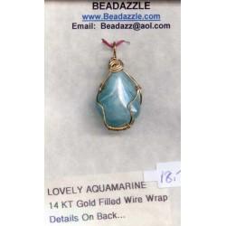 DWW68 - Aquamarine