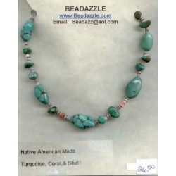 Native American Necklace 12