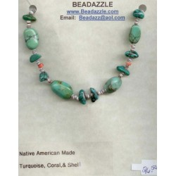 Native American Necklace 15