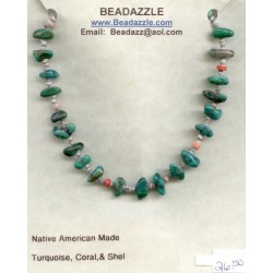 Native American Necklace 16
