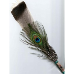 Custom Smudge Fan 26